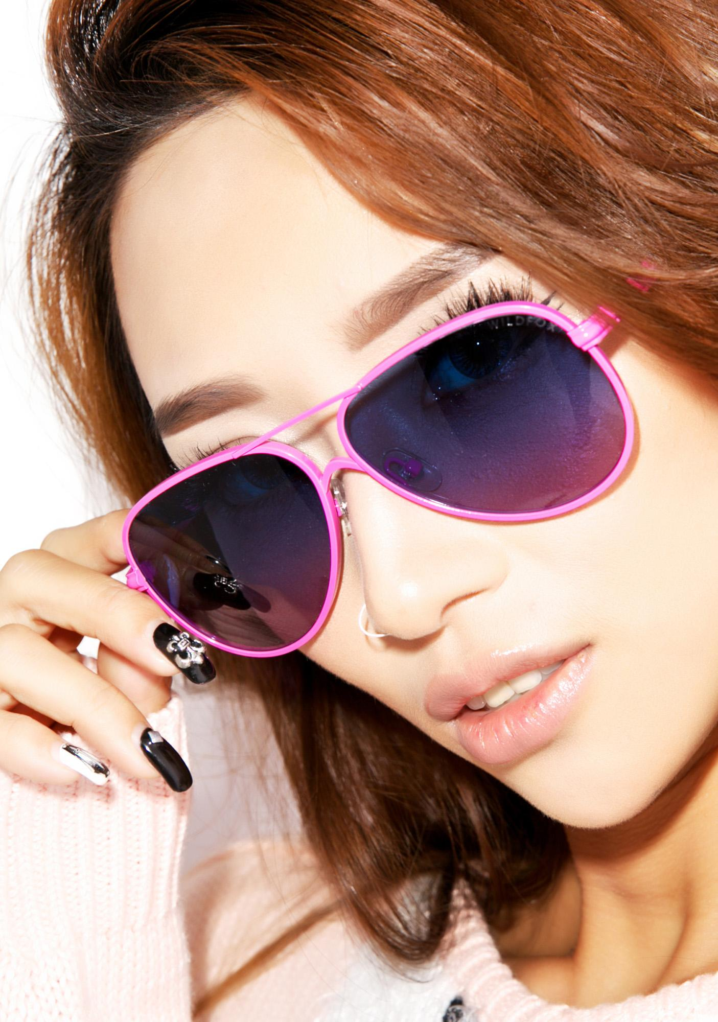 Wildfox Couture Airfox 2 Sunglasses