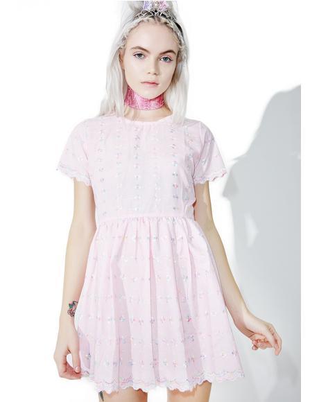 Faerie Queen Babydoll Dress