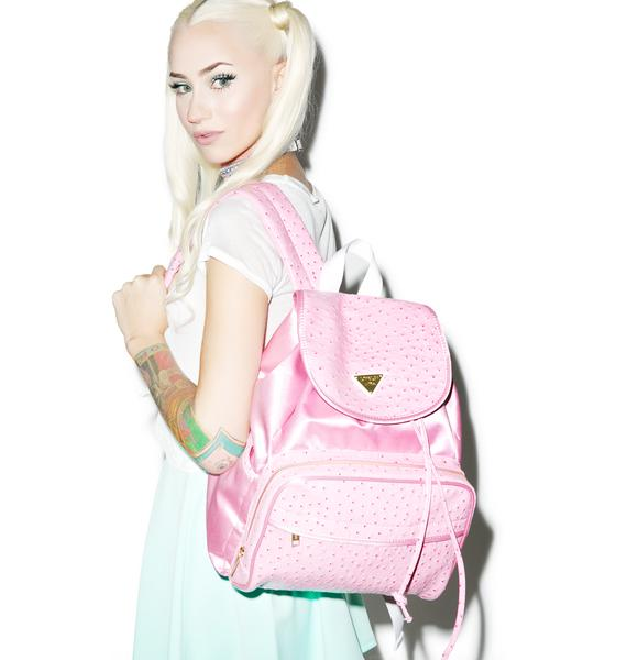 Joyrich Ostrich Mixed Backpack