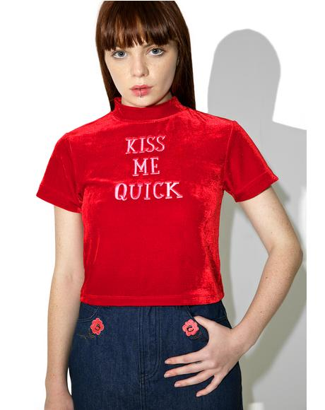 Kiss Me Tee