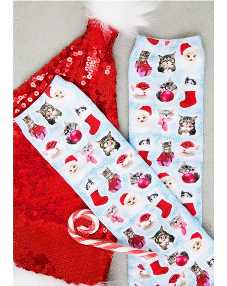 Gift Of Kittenz Socks