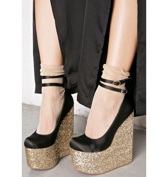 Sugarbaby Glamerina Wedges
