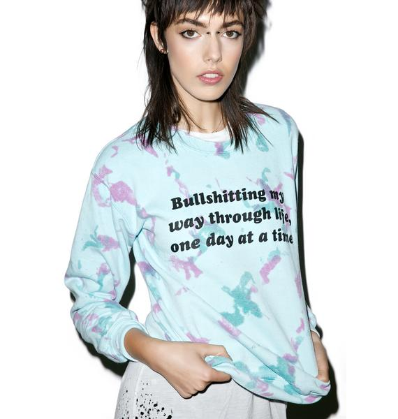 Jac Vanek Bullshitting Sweatshirt