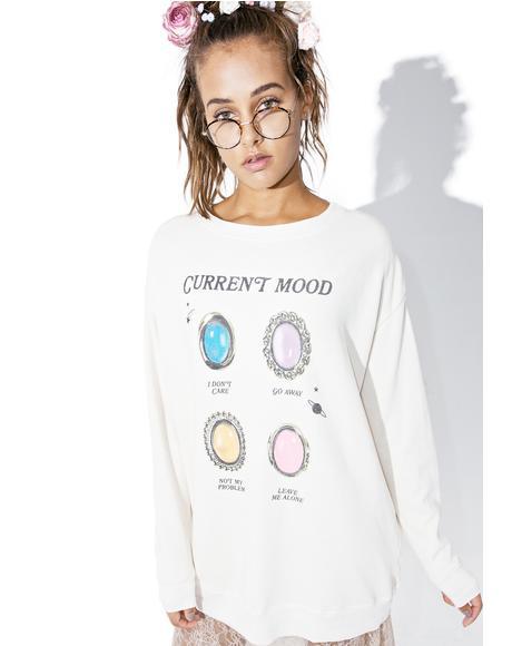 Current Mood Roadtrip Sweater