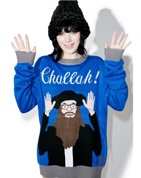 Challah Sweater