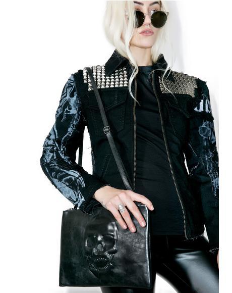 Killer Leather Bag