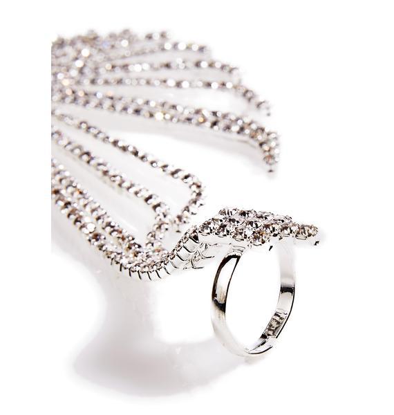 So Deluxxxe Hand Chain