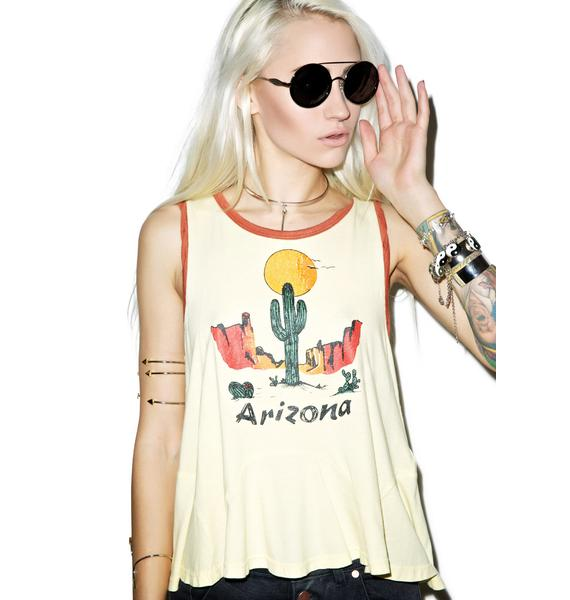 Somedays Lovin Arizona Print Tank