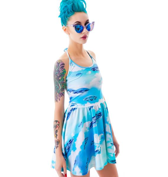 Who Cares NYC? UFO Dress