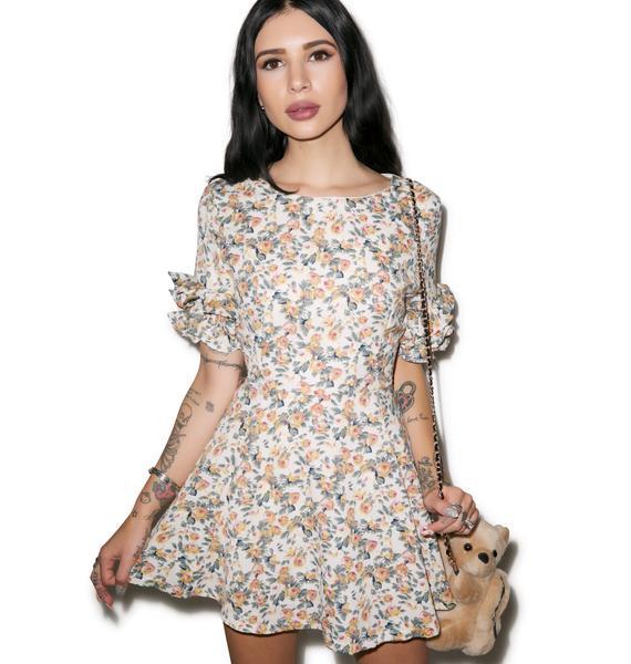 Wild Child Floral Dress