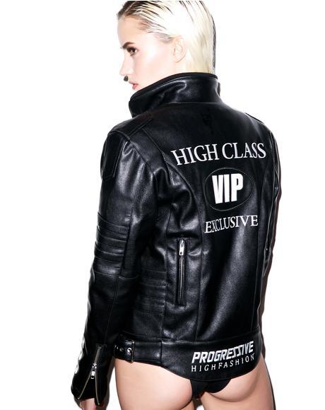 VIP High Class Motor Jacket