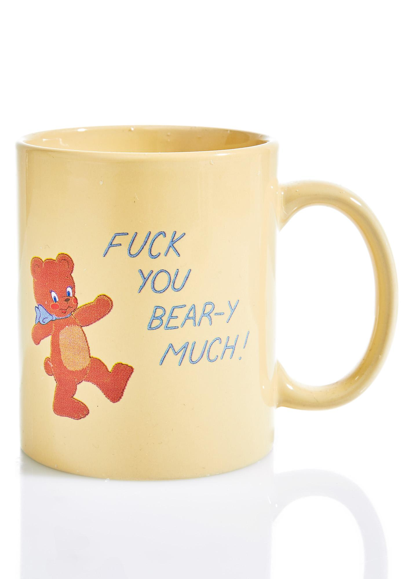 Rosehound Apparel Teddy Bear Mug