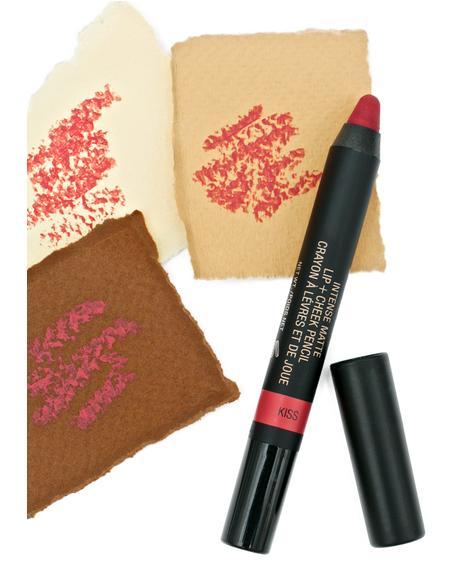 Kiss Matte Lip + Cheek Pencil
