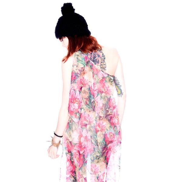 UNIF Petal Dress