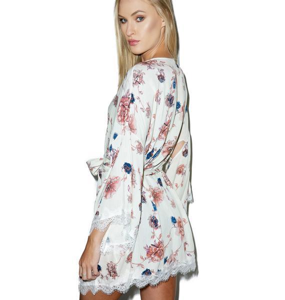 Rosalita Floral Kimono