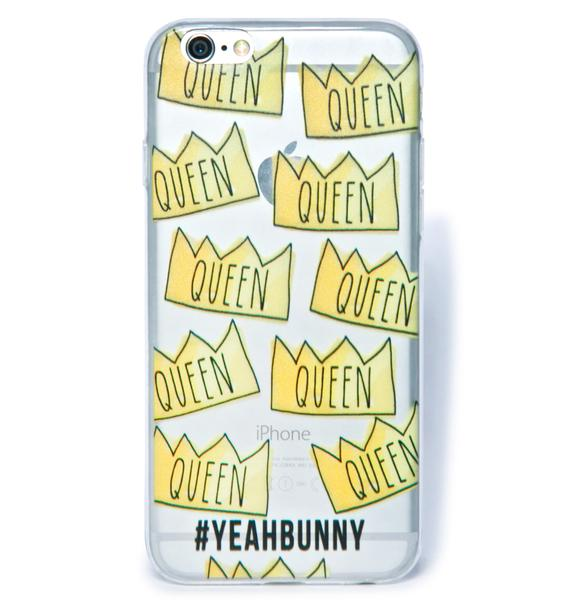 Yeah Bunny Queen iPhone 6 Case