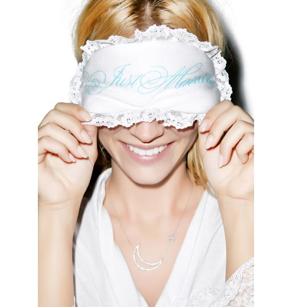 Wildfox Couture Just Married Eye Mask