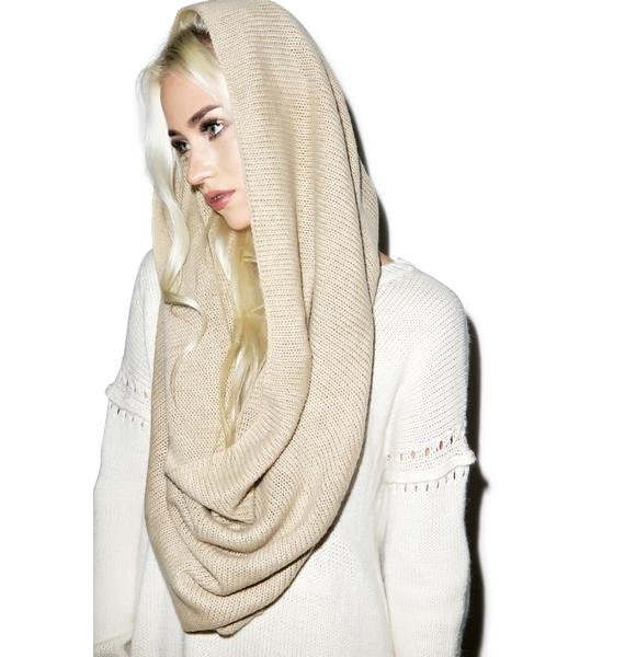 Wildfox Couture Vintage Angora Snood