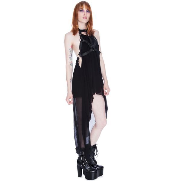 UNIF Harness Dress