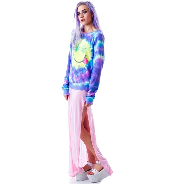 Wildfox Couture Trevor Baggy Beach Jumper