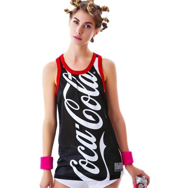 Joyrich Coco-Cola Mesh Tank
