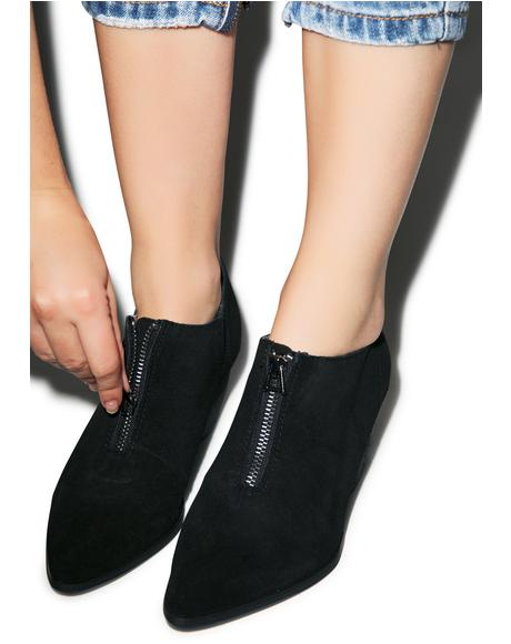 Stallion Ankle Booties