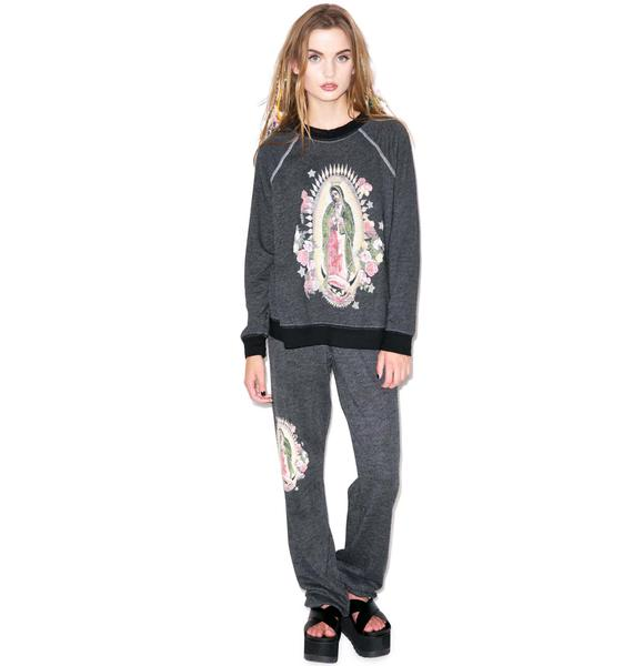 Wildfox Couture Mother Mary Kim Sweater