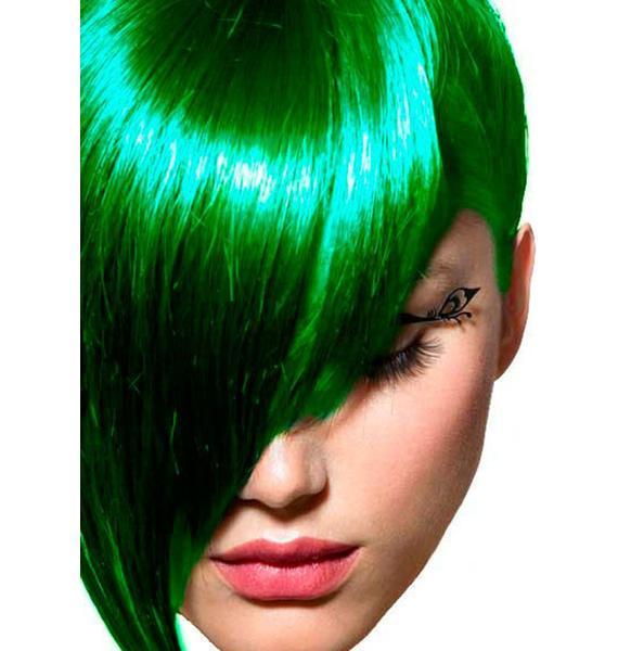 Arctic Fox Phantom Green Hair Dye