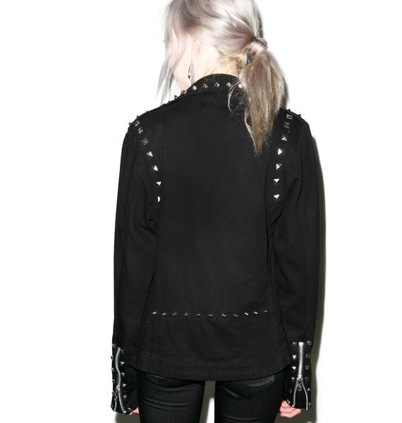 Tripp NYC Judas Moto Jacket