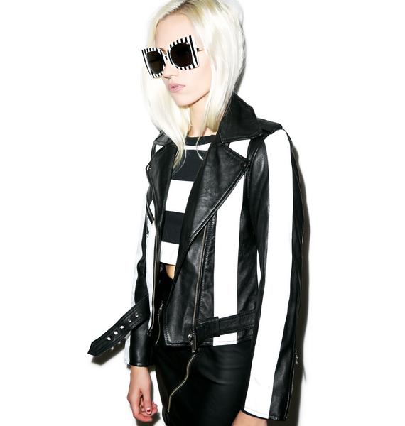 Killstar Beetlejuice Jacket