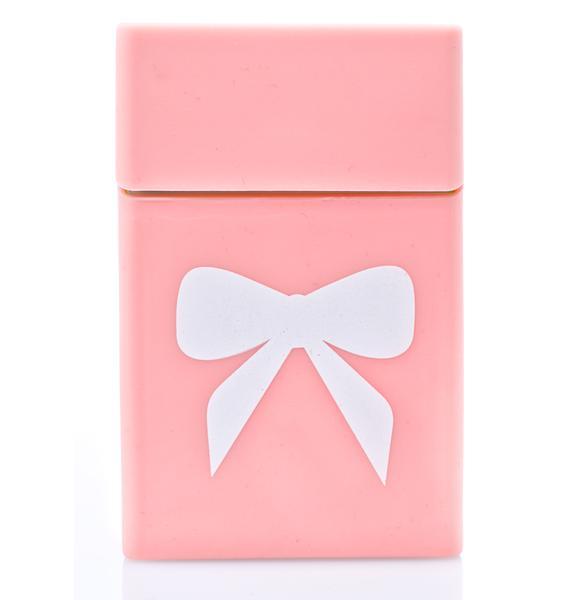 Bow Cigarette Case