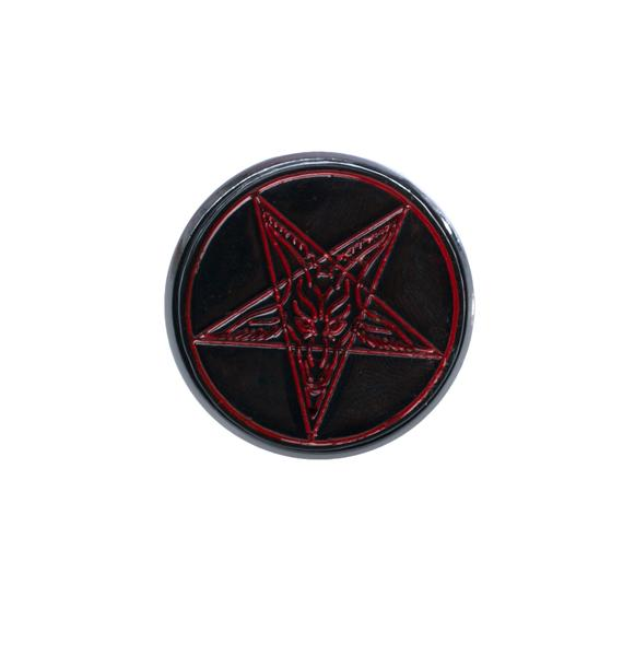 Kreepsville 666 Pray For Death Ring