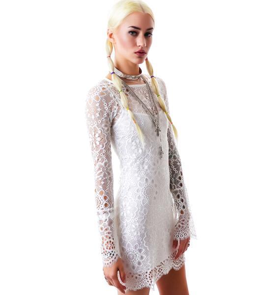 For Love & Lemons Lovebird Dress