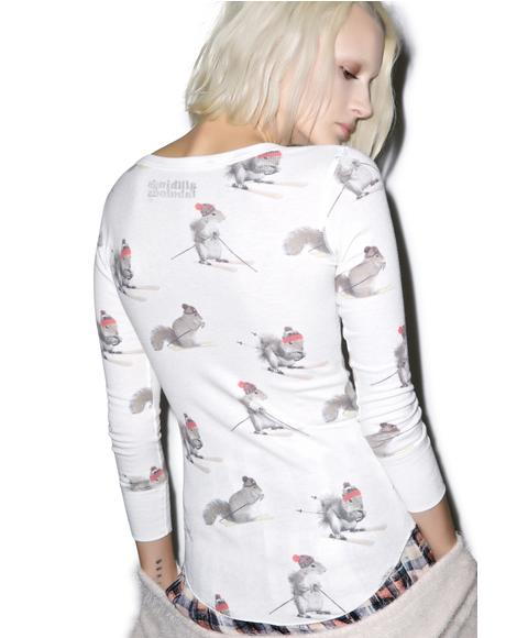 Squirrel Thermal Top