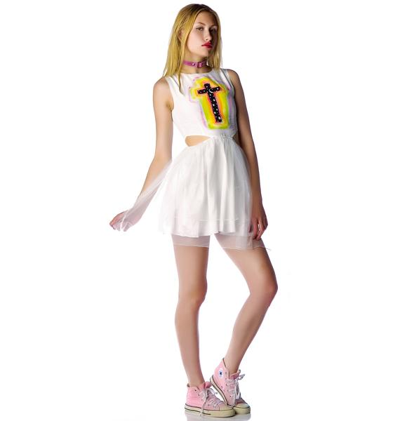 UNIF Star Crossed Dress