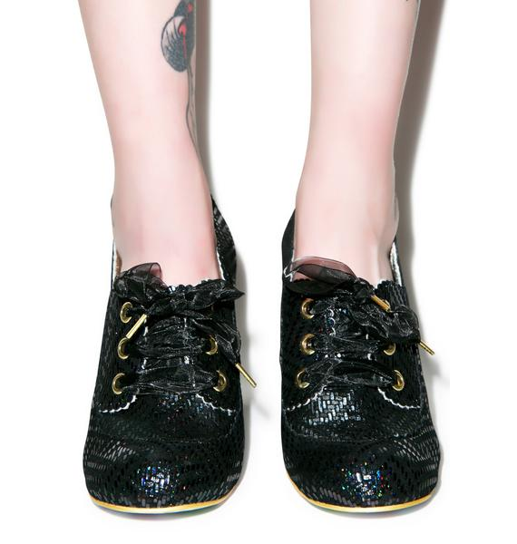 Irregular Choice Tian Tian Heels