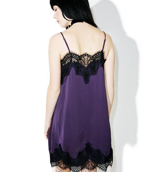 Dark Youth Slip Dress