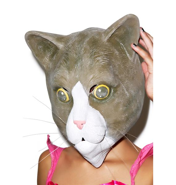 The Cat Burglar Mask
