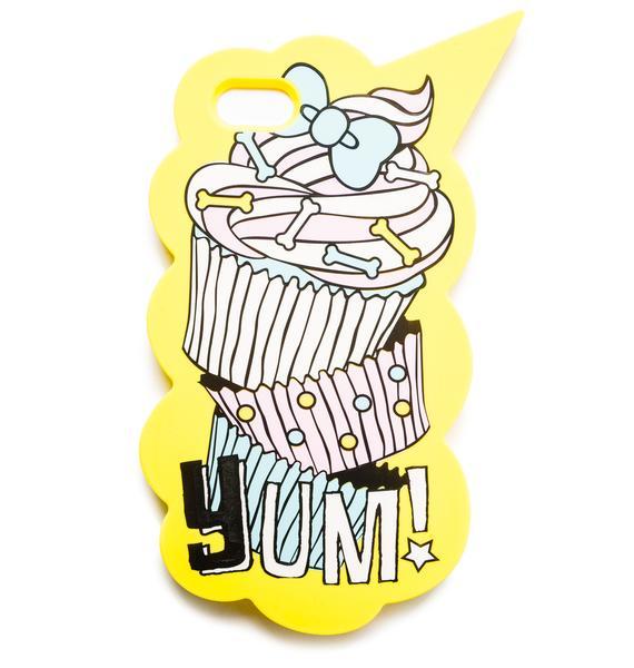 Candies x Hannah Beth Yum Yum Cupcake iPhone 5 Case