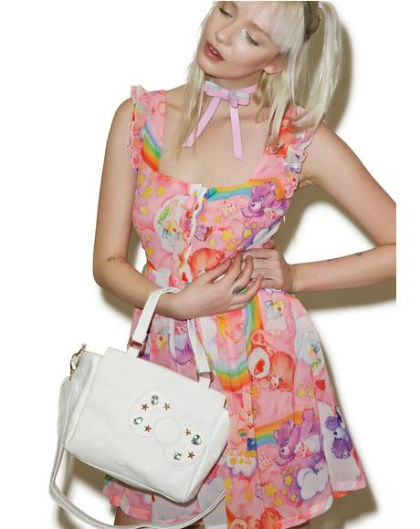 Brilliant Bow Hello Kitty Shoulder Bag