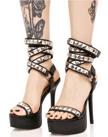Poshpunk Heels