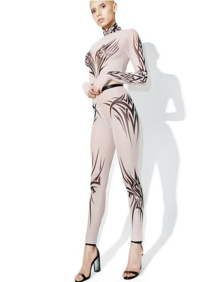 Endtimes Tattoo Leggings