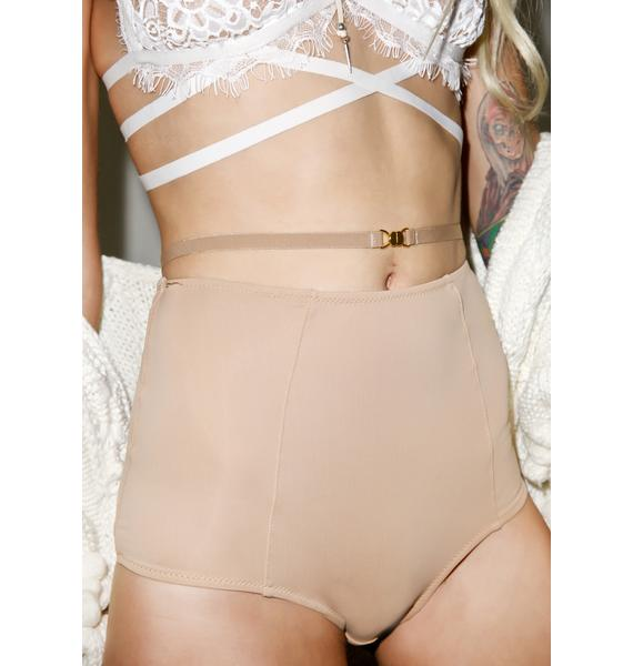 For Love & Lemons Sweetheart Hi Waisted Panty