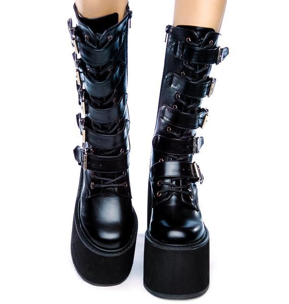 Demonia Swing Platform Boots
