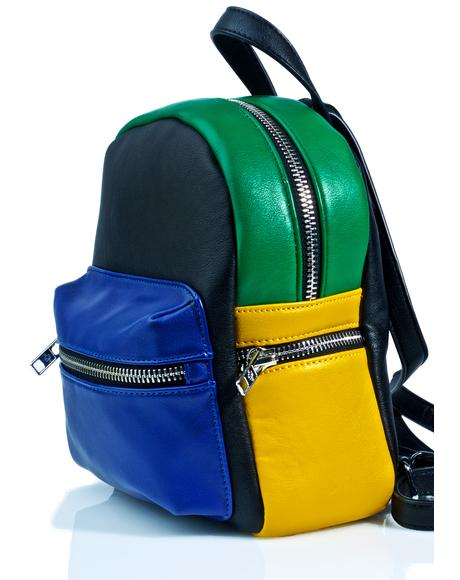 Block Party Mini Backpack