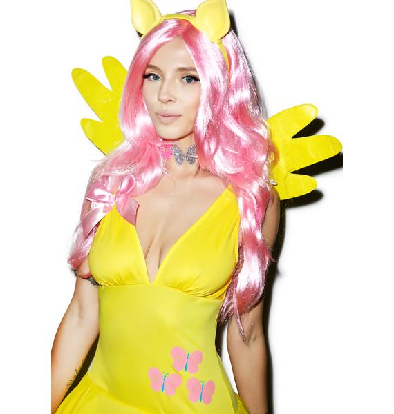 Fluttershy Costume Set