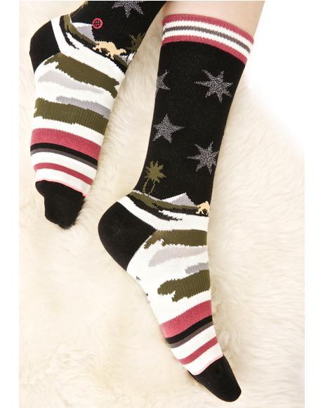 Exodus Tomboy Socks