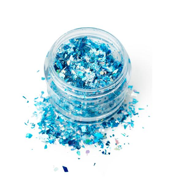 In Your Dreams Blue Frosted Fairy Cosmetic Glitter