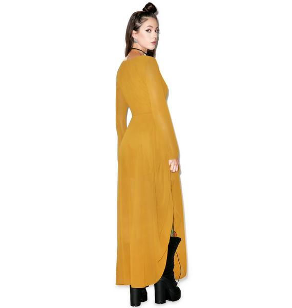 Glamorous Pioneer Maxi Dress