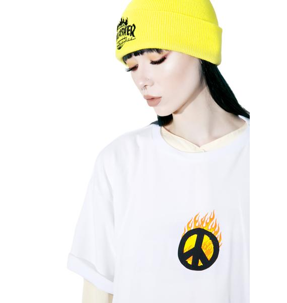 Civil Clothing War Called Peace Tee